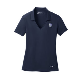 NIke Ladies Dri-Fit Mesh Polo Thumbnail